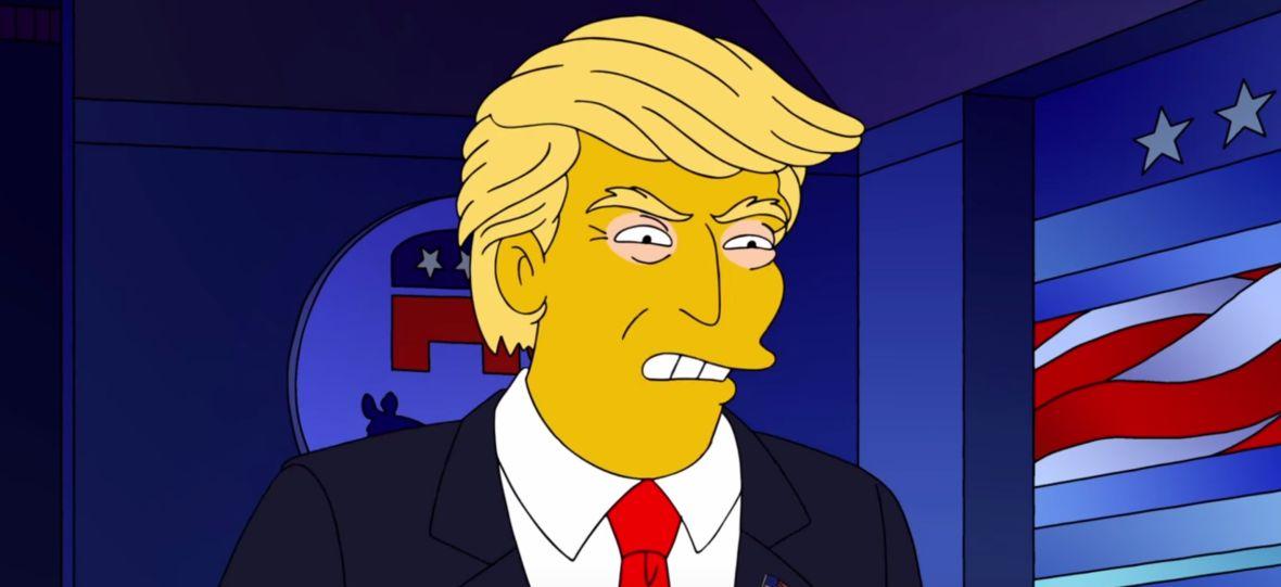 Homer Simpson już wie, dlaczego nie głosować na Trumpa