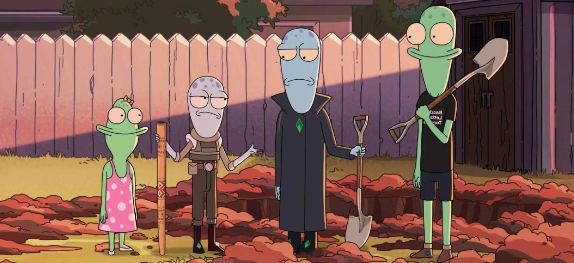 """Nowy serial twórcy """"Ricka i Morty'ego"""" jest już dostępny w Polsce. """"Spoza układu"""" rozkręca się z każdym odcinkiem"""