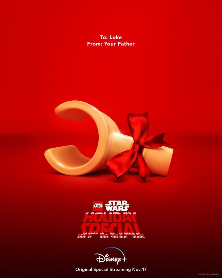Star Wars Holiday Special LEGO