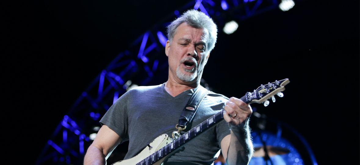 Ogromny cios dla świata muzyki. Eddie Van Halen przegrał walkę z rakiem w wieku 65 lat
