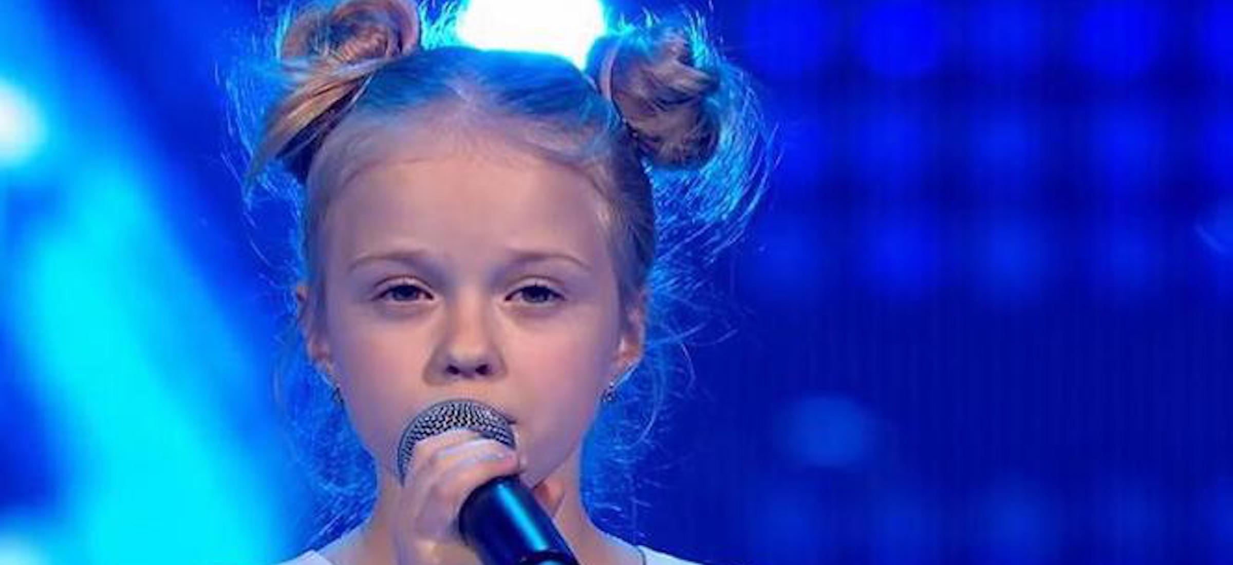 Bardzo dobrze, że Ala Tracz nie wygrała Eurowizji Junior. Niech teraz Francja męczy sięz tym cyrkiem