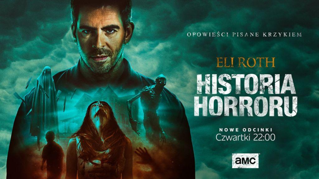 eli roth wywiad historia horroru