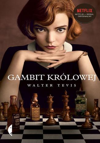 gambit królowej książka