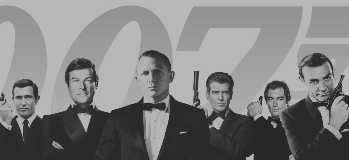 Nie możecie siędoczekać nowego filmu o Bondzie? Już w grudniu wszystkie części o agencie 007 w HBO GO
