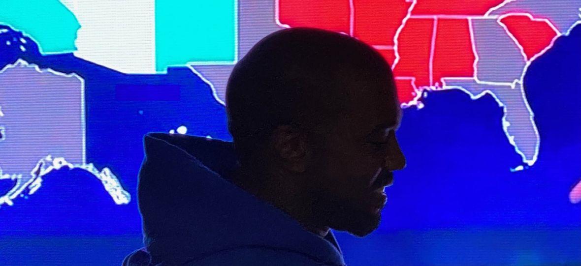 Kanye West zagłosował na samego siebie i już zapowiedział start w kolejnych wyborach na prezydenta USA