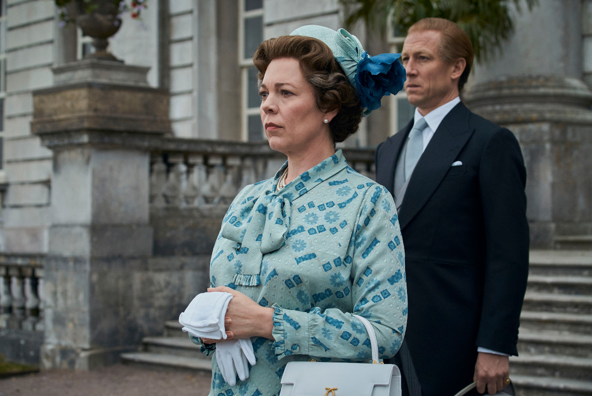 the crown 4 netflix