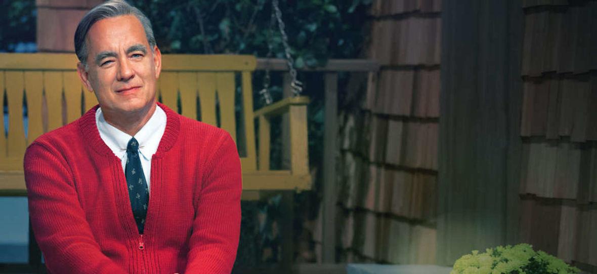 """Tom Hanks nauczy was optymizmu. Dziś premiera """"Cóż za piękny dzień"""" na HBO GO"""