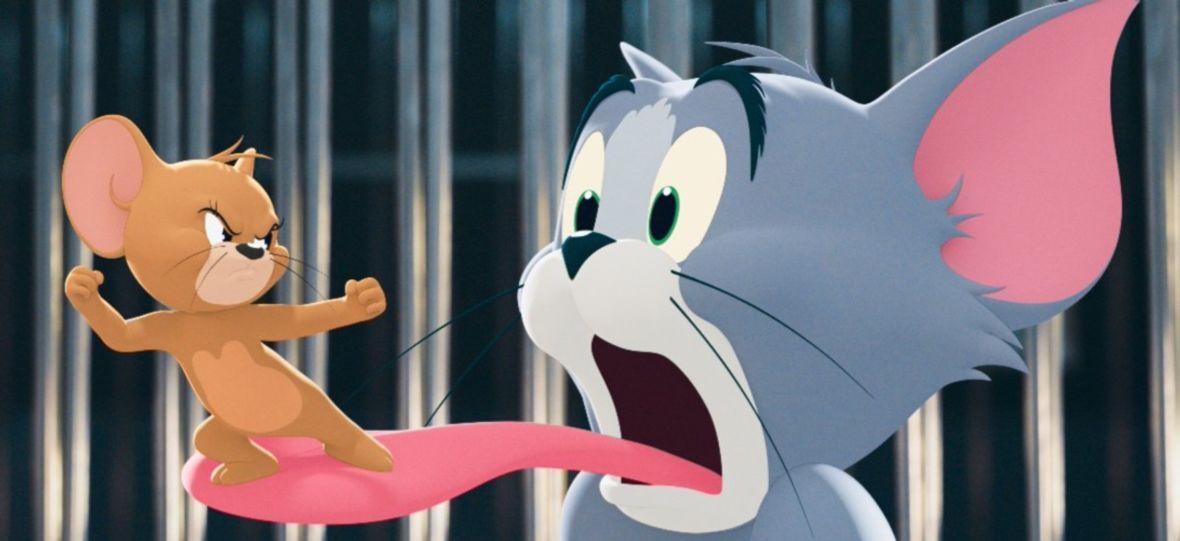 Tom i Jerry spotkają się dzięki Chloë Grace Moretz. Jest już zwiastun nowego filmu z kultowymi bohaterami