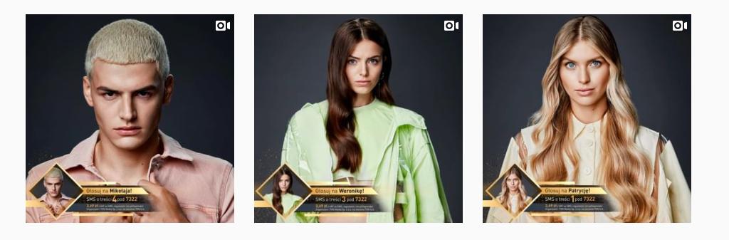 top model finalist