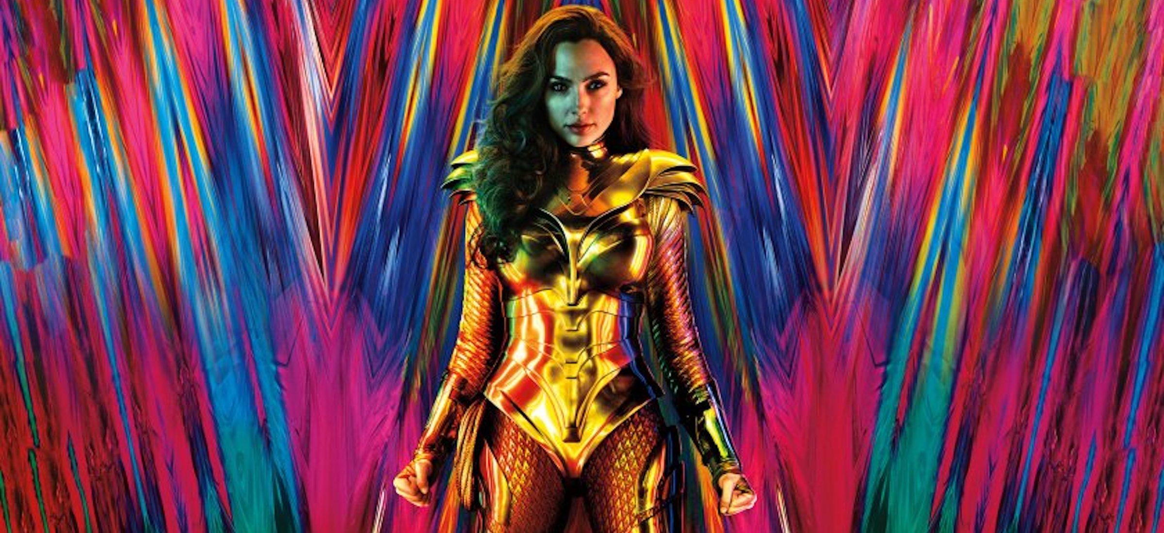 Wonder Woman 1984 premiera hbo max