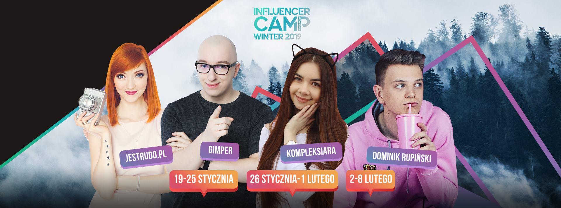 influencer camp