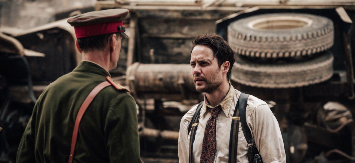 """O tym serialu Canal+ nie słyszeliście, ale musicie dać mu szansę. """"Pokonani"""" to krwawy thriller w Berlinie tuż po II wojnie światowej"""