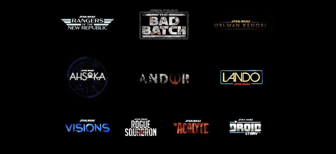 """Ahsoka i Lando dostali swoje seriale, Eskadra Łotrów film, Vader powraca, a to dopiero początek nowości w świecie """"Star Wars"""""""