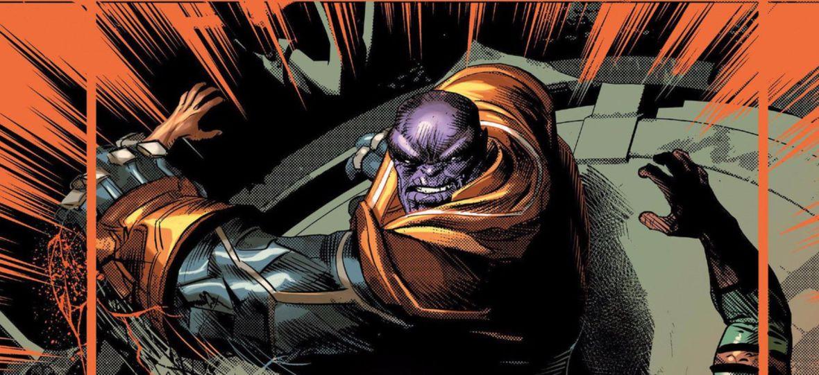 """Nie wiecie, o co chodzi z Eternals i macie niedobór Szalonego Tytana? Przeczytajcie komiks """"Thanos"""""""