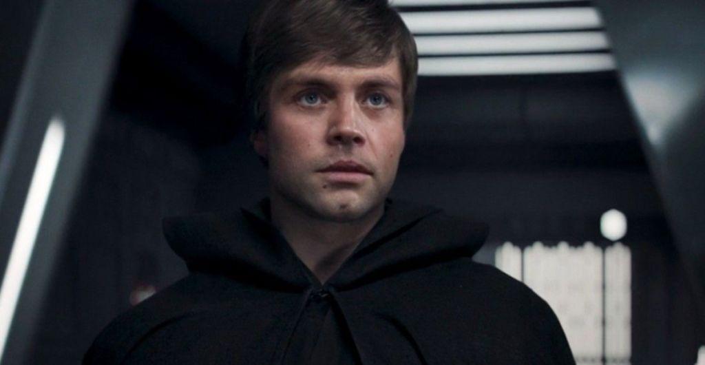 The Mandalorian Luke Skywalker Mark Hamill