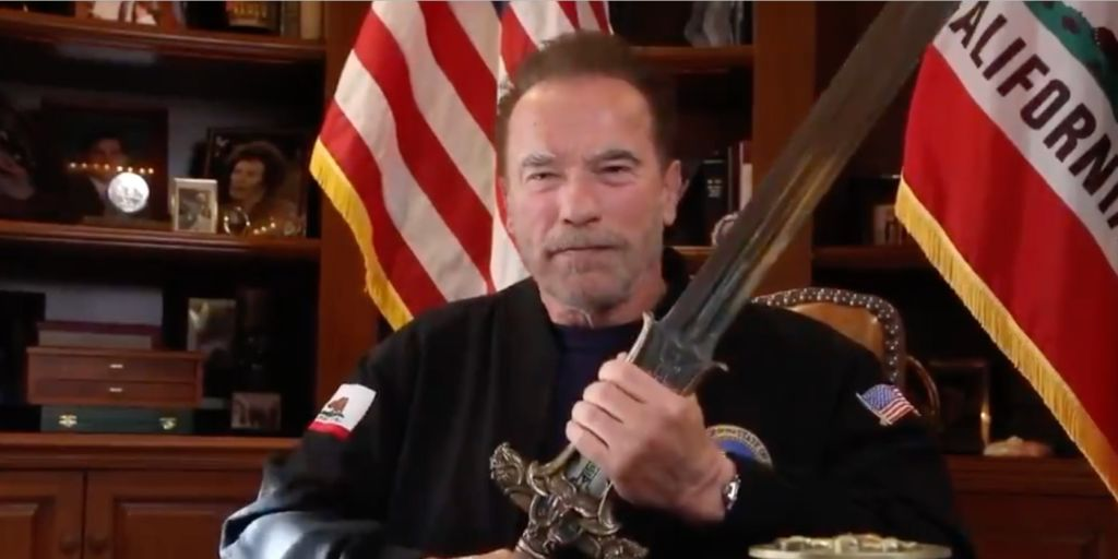 źródło: twitter.com/Schwarzenegger