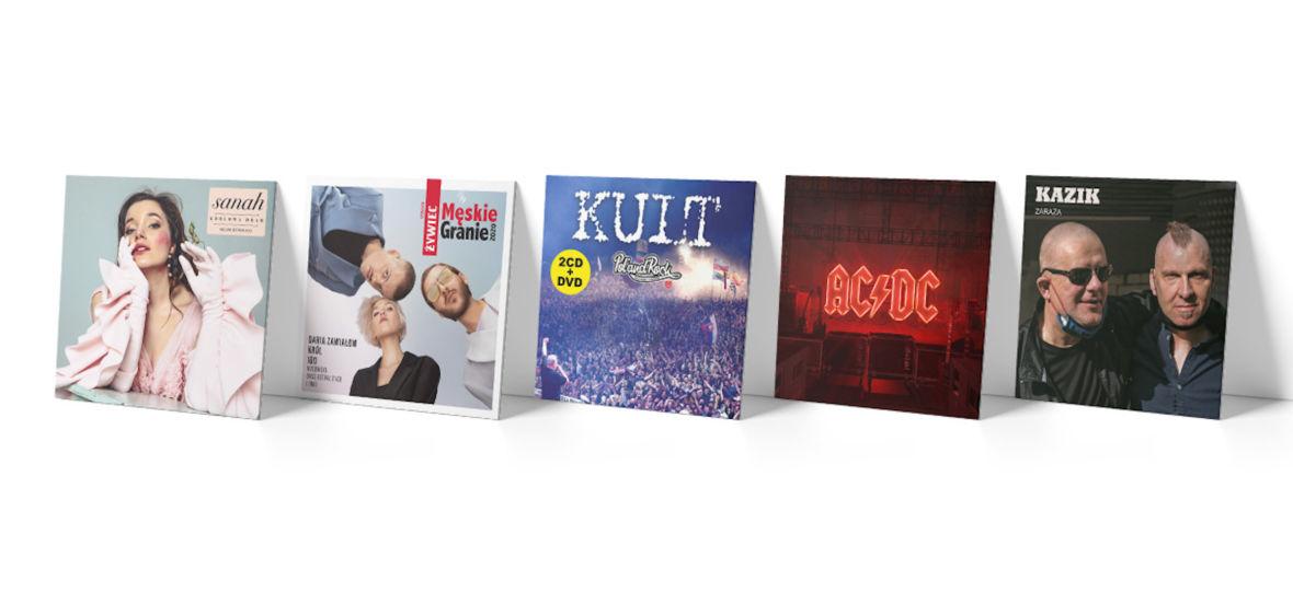 Bestsellery Empiku 2020: poznaliśmy listę nominowanych. Wśród nich m.in. Tokarczuk, Kazik i Komasa