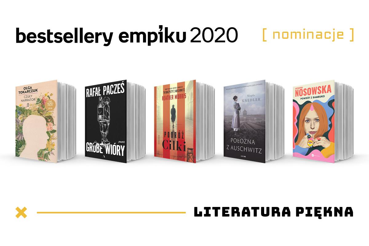 bestsellery empiku 2020 ksiazka
