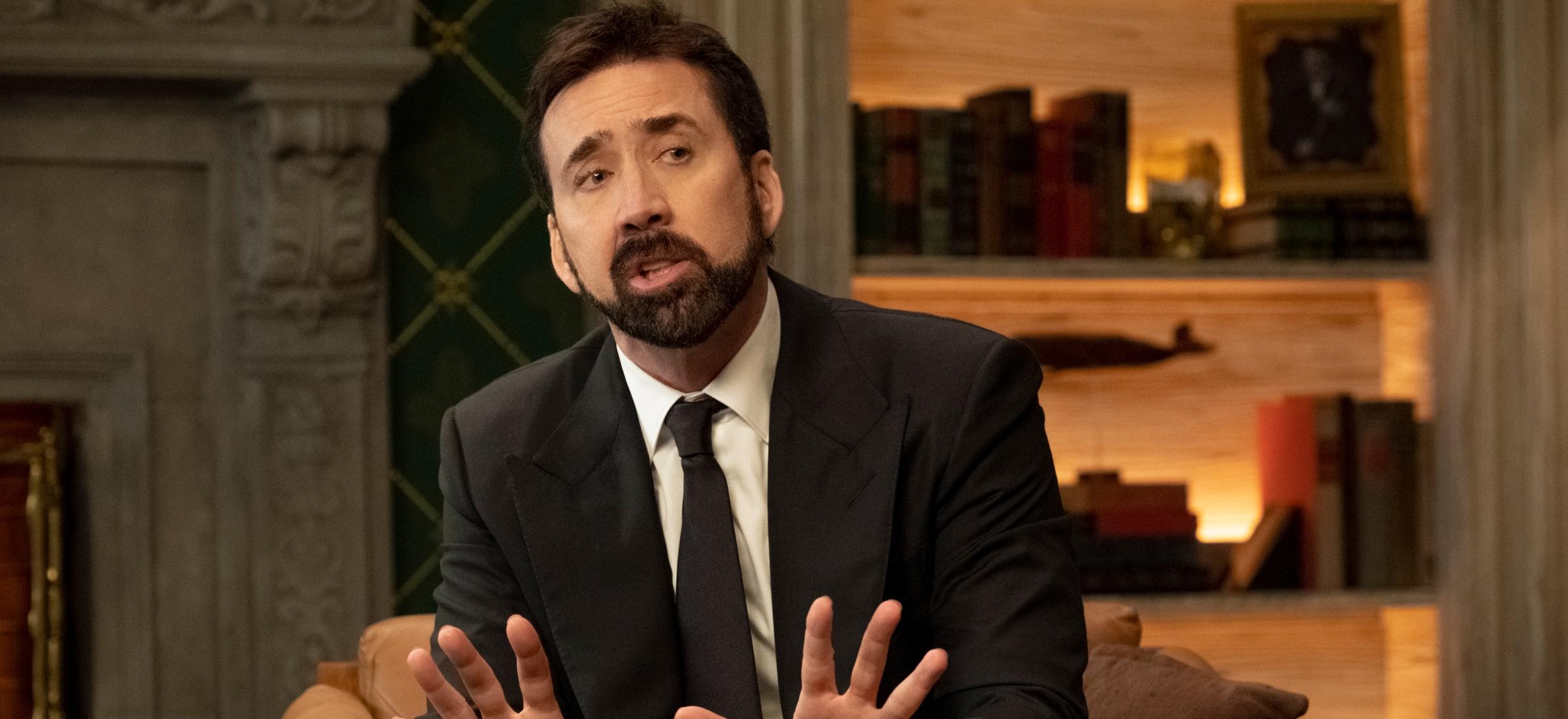 """Nicolas Cage w """"Historii wulgaryzmów"""" to czyste złoto. Oceniamy nowy program Netfliksa"""