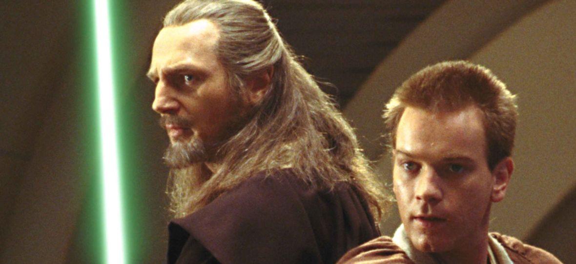 Nie tylko Ewan McGregor i Hayden Christensen. Liam Neeson chętnie powróciłby do roli Qui-Gon Jinna w serialu o Obi-Wanie