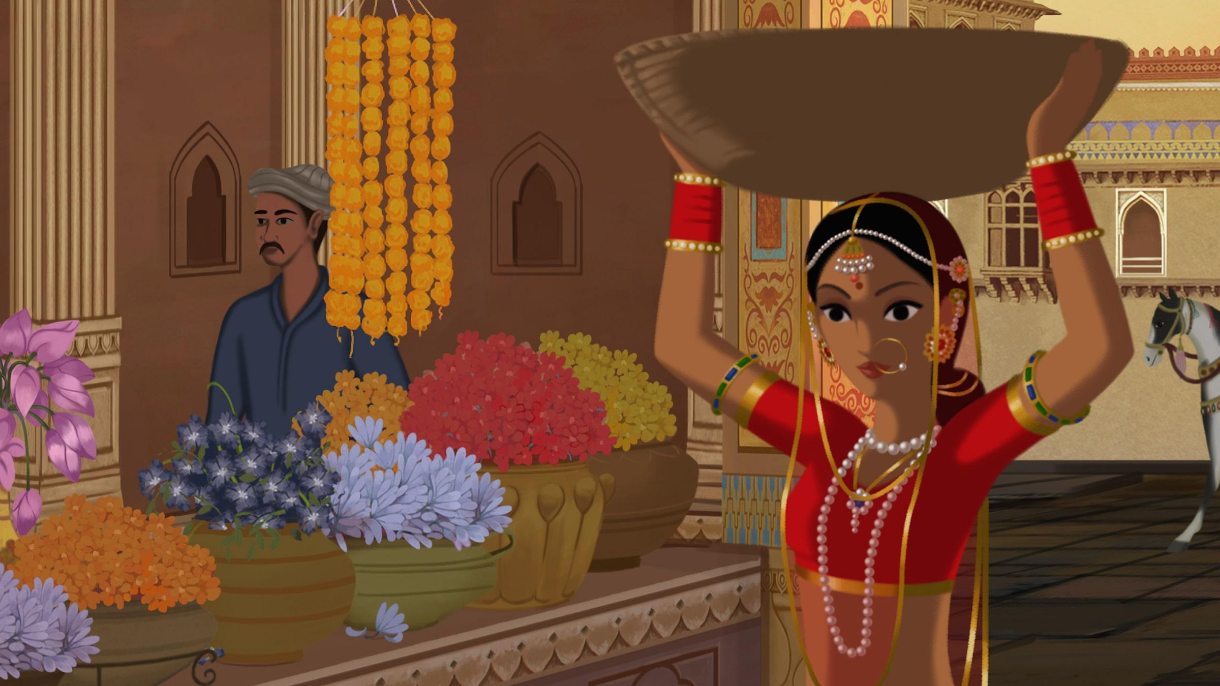 netflix 2021 róża Bombaju