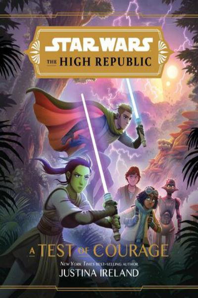 Okładka książki Star Wars A Test of Courage