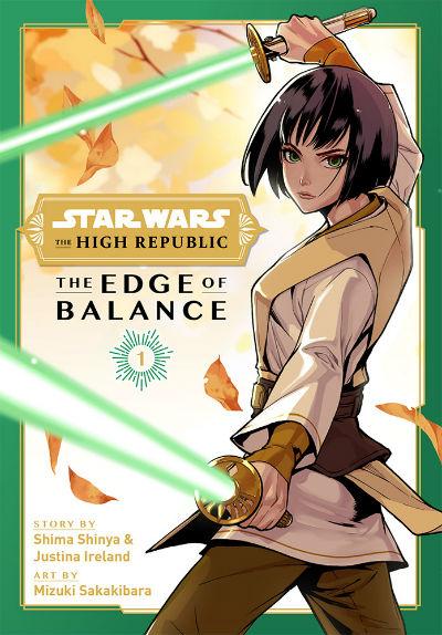 Okładka książki Star Wars The Edge Of Balance