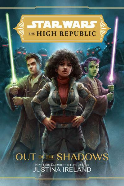 Okładka książki Star Wars Out of the Shadows