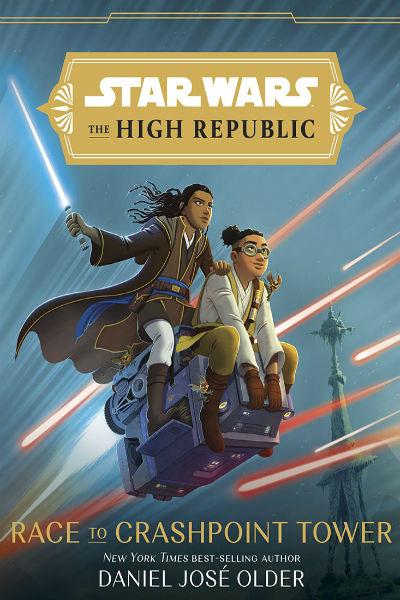 Okładka książki Star Wars Race To Crashpoint Tower