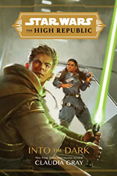 Okładka książki Star Wars Into the Dark
