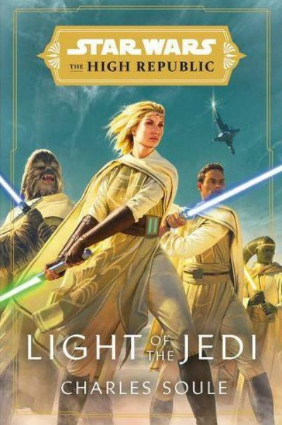 Okładka książki Star Wars The Light of the Jedi