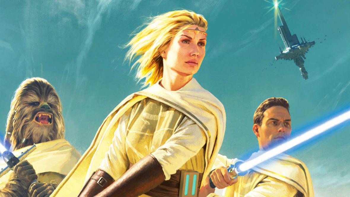 """Co kryje przeszłość """"Gwiezdnych wojen""""? Wystartowała nowa seria """"Star Wars: The High Republic"""""""