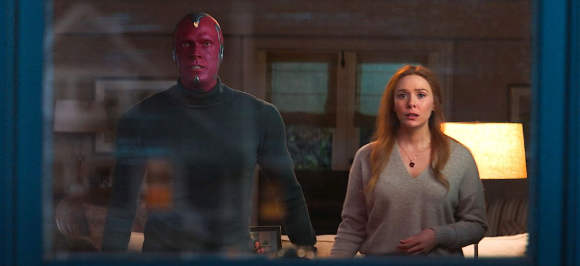"""""""WandaVision"""" to wstęp do """"Kapitan Marvel 2"""" i """"Doctor Strange in the Multiverse of Madness"""". Mnóstwo nowych szczegółów o serialu"""