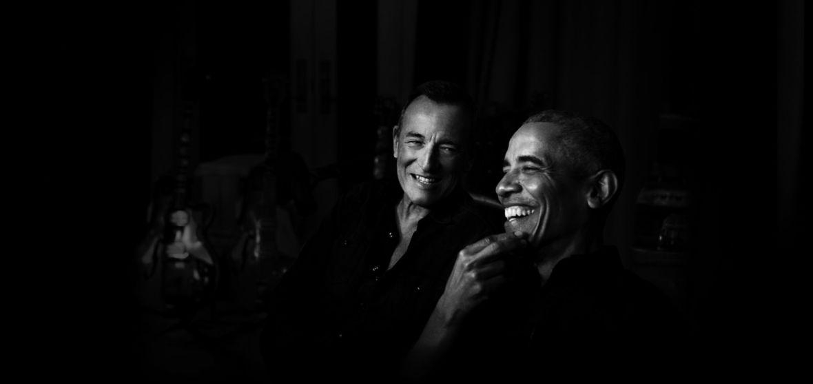 Crossover na miarę Marvela. Barack Obama i Bruce Springsteen startują z podcastem na Spotify