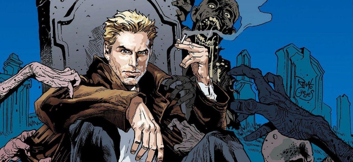 """HBO Max i J.J. Abrams zrobią nowy serial """"Constantine"""". Na temat produkcji pojawia się dużo sprzecznych informacji"""