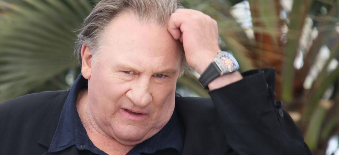 Gerard Depardieu usłyszał zarzuty o gwałt i napaść seksualną, których miał się dopuścić kilka lat temu