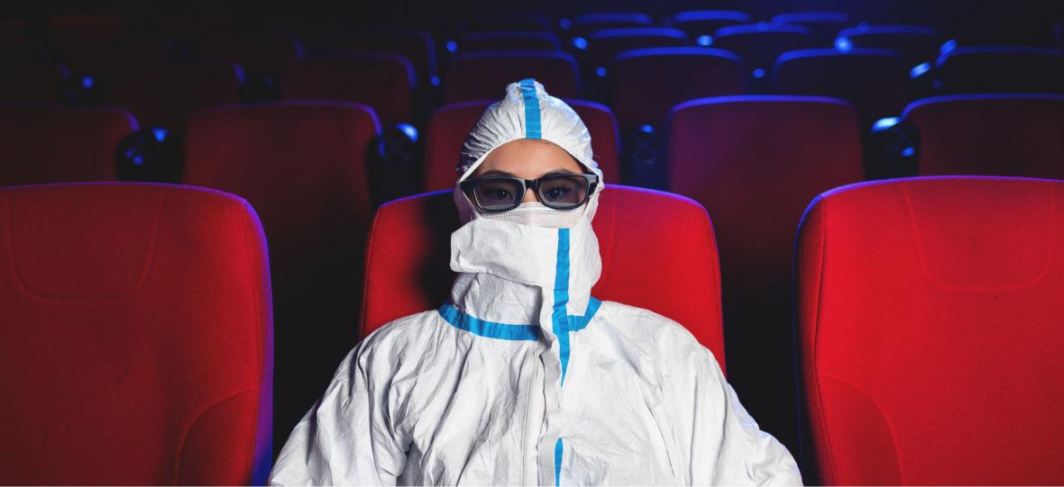 NIEPOPULARNA OPINIA: Jak tylko otworzą kina, to lecę oglądać filmy i nie boję się koronawirusa
