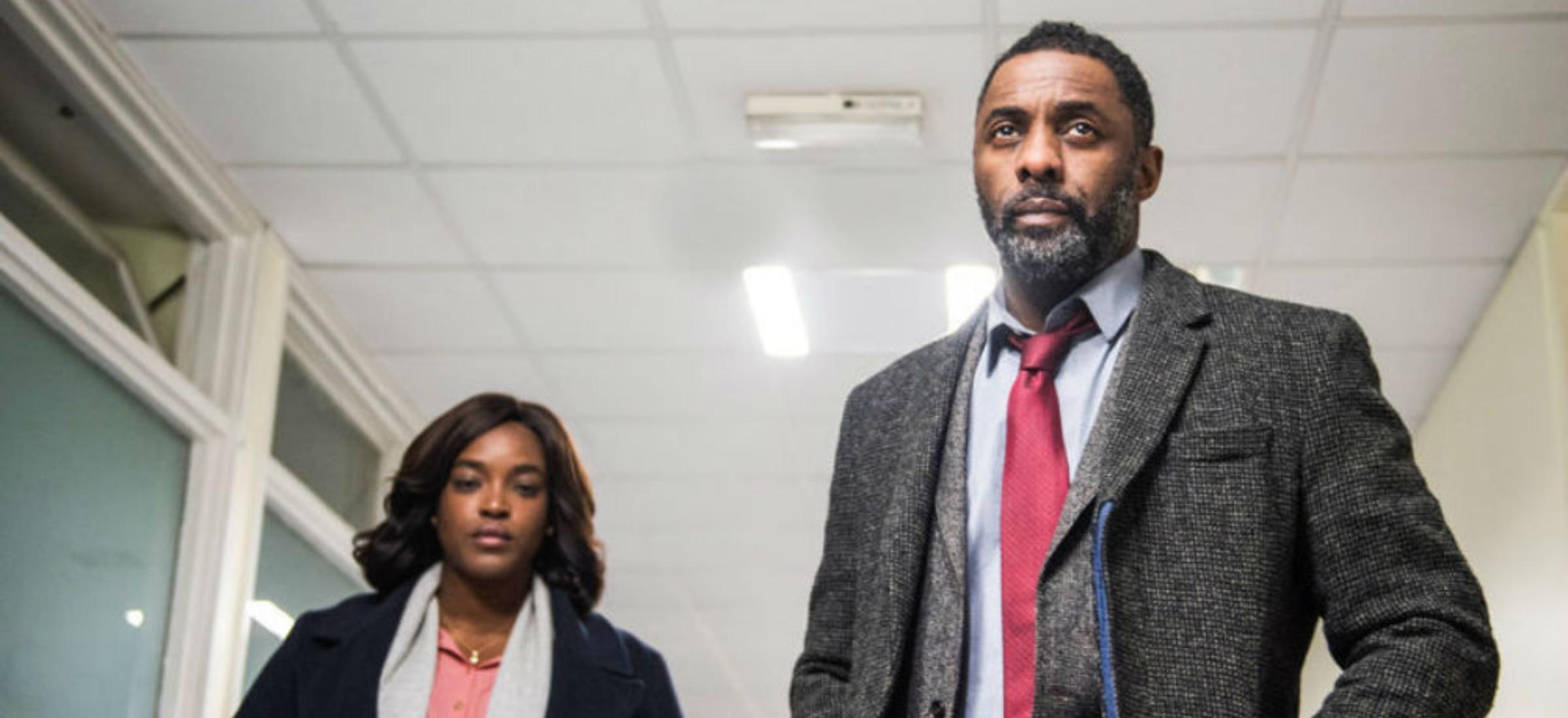 """Idris Elba potwierdza: zdjęcia do filmu """"Luther"""" zaczną się jeszcze w tym roku"""