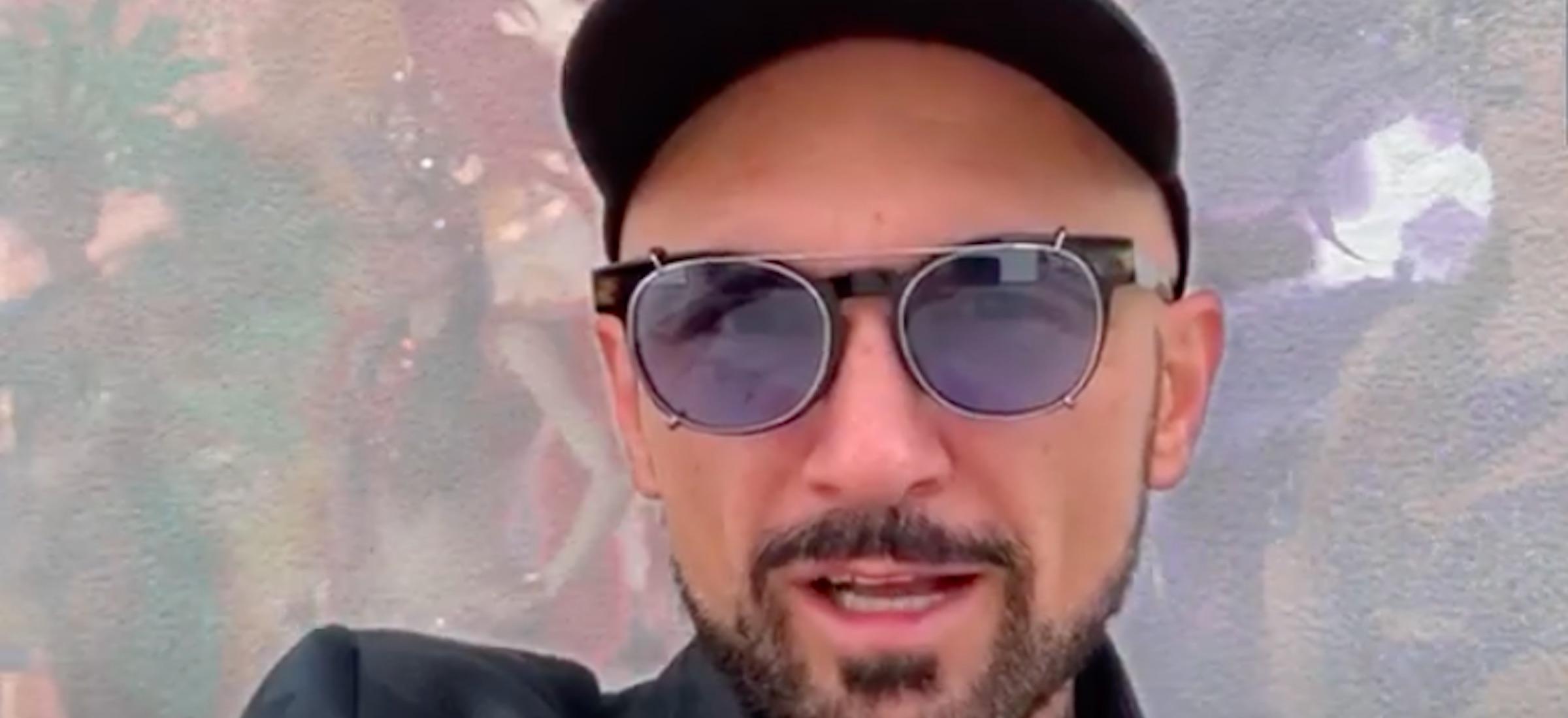 """Patryk Vega uważa, że znokautował diabła i to broni go przed krytyką. Prokuratura sprawdza prawdziwość filmu """"Oczy diabła"""""""