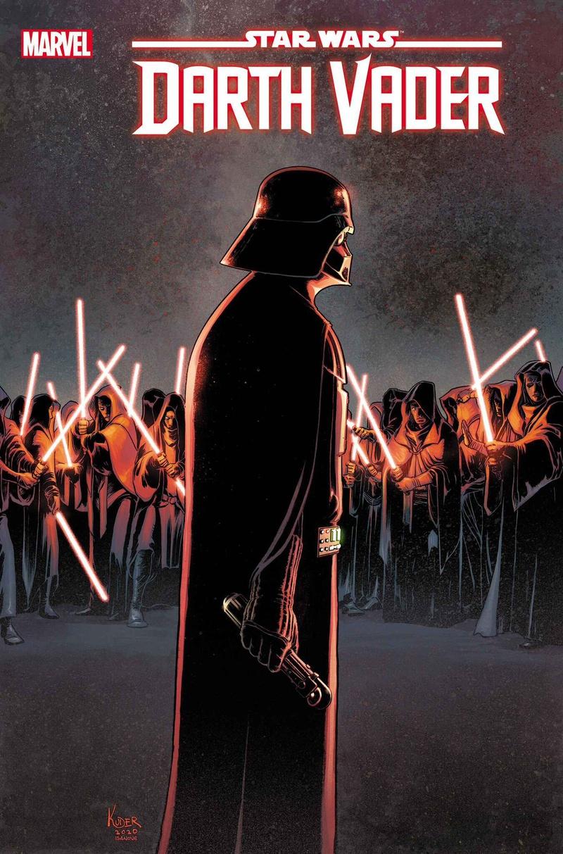 star wars darth vader komiks exegol