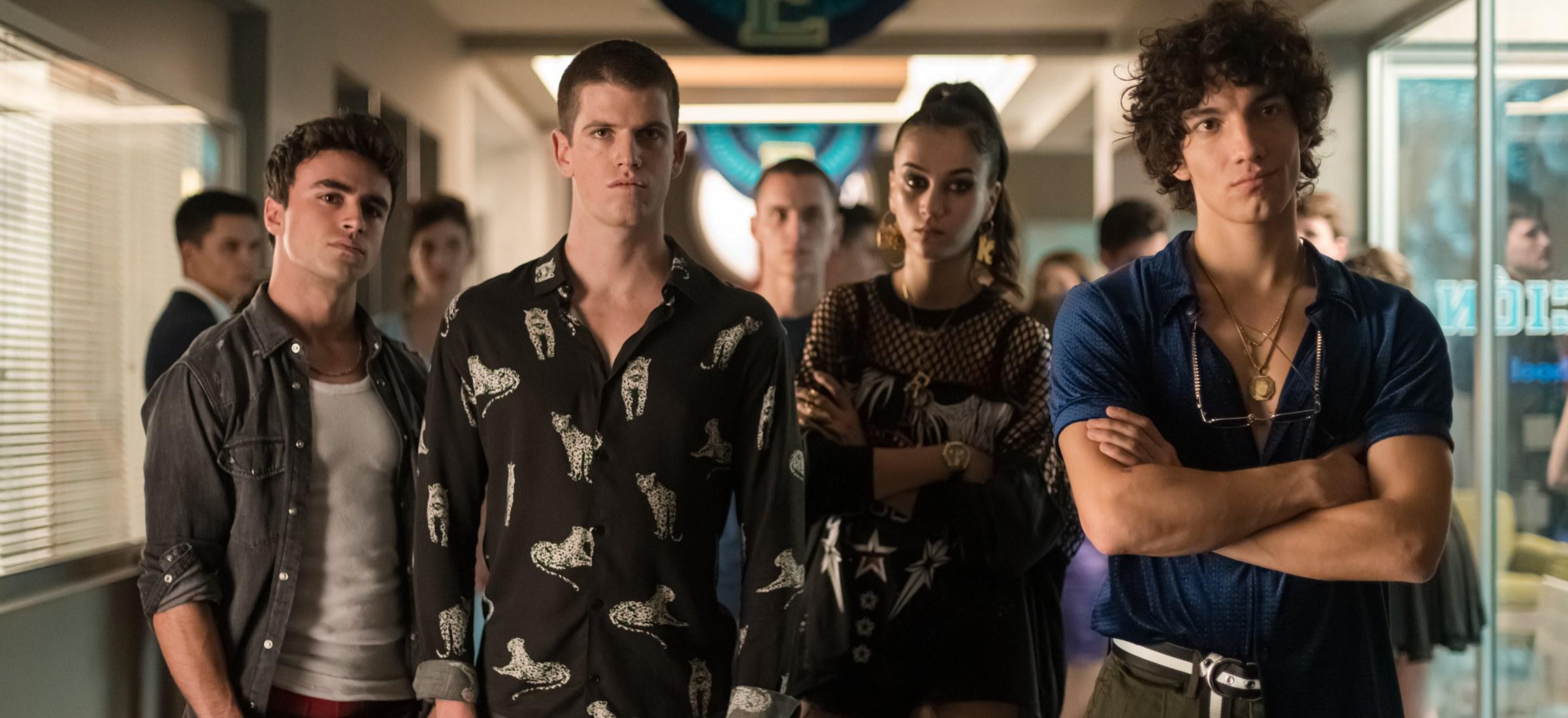 """To już oficjalne. Netflix potwierdził, że będzie 5. sezon """"Szkoła dla elity"""""""
