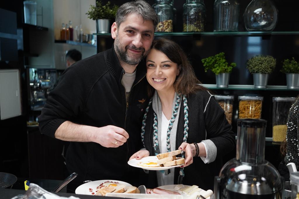 power couple tvn katarzyna pakosińska irakli basilashvili