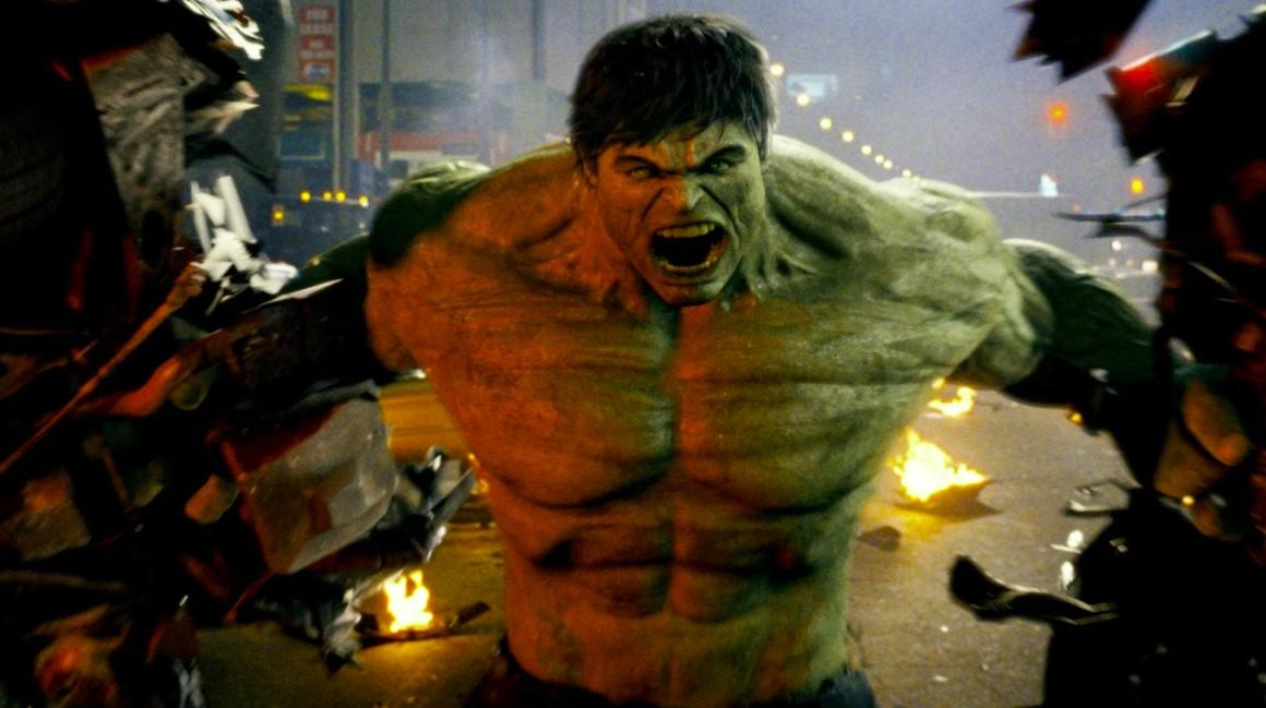 filmy mcu dceu hulk