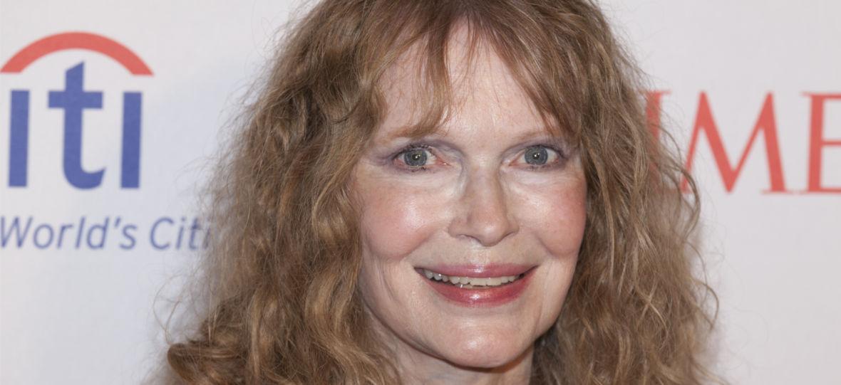"""""""To niewypowiedziane tragedie"""" – Mia Farrow o śmierci trójki swoich dzieci"""