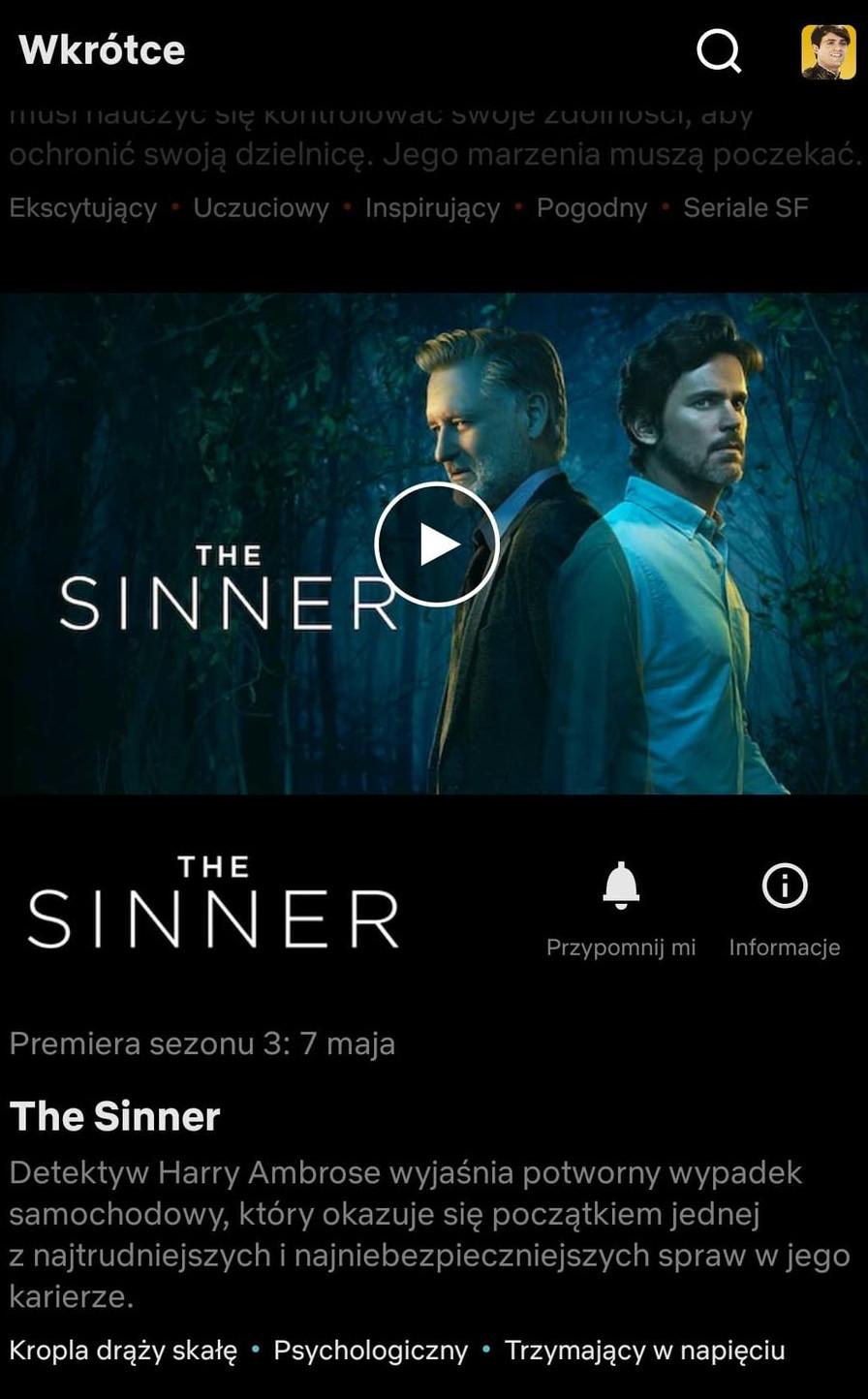 the sinner 3 sezon