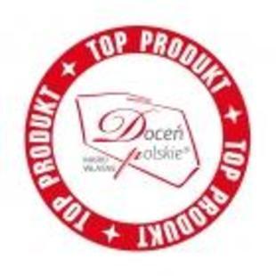 """Aż siedem produktów dostępnych wyłącznie w sieci sklepów POLOmarket zostało nagrodzonych certyfikatami Ogólnopolskiego Programu Promocyjnego """"Doceń polskie"""" i tytułami TOP PRODUKT – MARKI WŁASNE."""