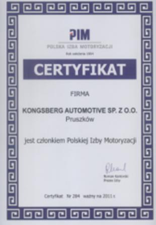 Polska Izba Motoryzacji