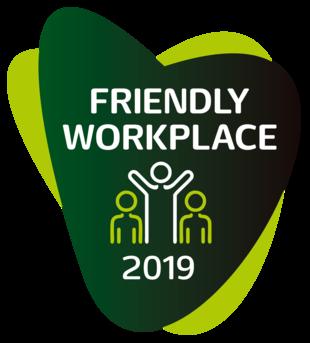 Friendly Workplace 2019