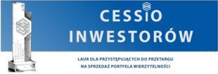 Laur CESSIO Inwestorów – GK BEST laureatem pierwszej edycji nagrody przyznawanej przez Konferencję Przedsiębiorstw Finansowych w Polsce.