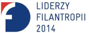 Lider Filantropii to dla nas szczególnie ważny tytuł. Forum Darczyńców nagradza w ten sposób przedsiębiorców aktywnie zaangażowanych w dobroczynność.